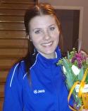 Sundsvalls FF:s lagkapten Anna Torstensson såg till att säkra segern med sina två avslutande mål.