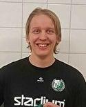 Med sina nio mål är Östavalls Daniel Wallsten bäste medelpading när det gäller målskyttet.