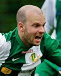 """Det blir både dömande och eget lir med nya klubben Essvik för """"Chrille"""" Eriksson i år."""