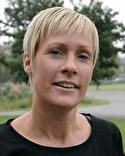 Anette Bergman tränar Damtreans serieledare Stöde IF.