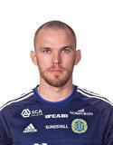 Marcus Danielsson satte den feldömda straffen mitt i målet och räddade en viktig poäng.