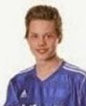 Oliver Spjut satte två mål när Matfors 2 vann seriefinalen mot Svartvik 2.