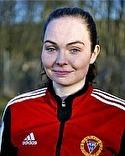 Engelina Nygren gjorde två av Alnös mål.