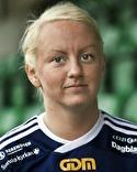 Höstförvärvet från SDFF, Jonna Wistrand, var Matchens Lirare i derbyt.