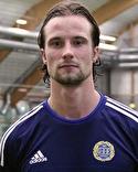 Linus Hallenius gjorde GIF Sundsvalls tröstmål.