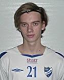 Kevin Sundström satte två av Timrås mål på Holmvallen.