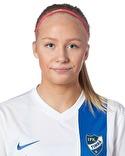 IFK Timrå 2 hade ledningen ett tag efter Maja Winsas 1-0-mål.