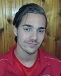 """Patrik """"PK"""" Lundgren tråcklade upp Söråkers nerver med sitt 1-0-mål i ödesmatchen mot Alnö."""