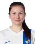 Mikaela Moen gav Timrå ledningen men Storfors hann kvittera.
