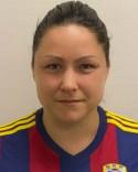Angelica LIndholm-Forsell gick i bräschen när Selånger vände med sina två mål.