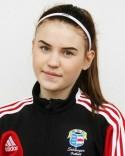 Alma Wahlström gjorde Selånger 2:s sista mål i årets serie när hon gav sitt lag ledningen mot Valbo.