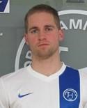 Stefan Lindman målade i sin debut i Ljunga/ Fränsta.