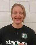 Daniel Wallsten satte två fullträffar mot Tandsbyn.