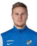 Pontus Melanders Timrå föll i första kvalmatchen.