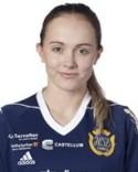 Paulina Byström satte det viktiga kvitterings-målet för SDFF.