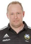 Mats Magnusson, ny dantränare i Matfors.
