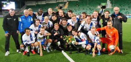 DM-segrare 2016 - IFK TIMRÅ