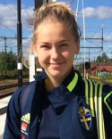 I Sara Wexén har SDFF värvat ett jättetalang mellan stolparna.