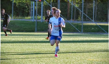 Robin Nordin fortsätter vara på språng mot nya mål i IFK Timrå.