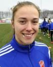 Fanny Johansson klar för SDFF.