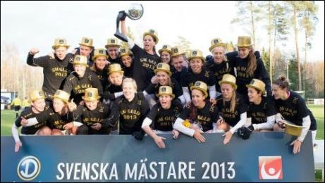 LdB Malmö vann SM-guldet ifjol. Hur har det gått tidigare år? Klicka här nedan för mer info: