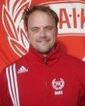 Patrick Davis är ny damtränare för, Timrå.