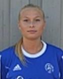 Sanna Bergström Älmqvist gjorde Heffnersklubbans enda mål.