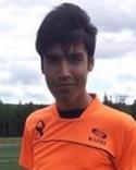 Omid Tajik gjorde två av Ånges sju mål.