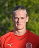 Daniel Johansson gjorde hela sex av Svartviks elva mål mot Forsa.