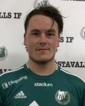 Mattias Norin spelar i grönt i år.