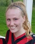 Emma Granström gjorde två av Söråkers mål i derbyt mot IFK Timrå 2.