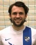 Mehmed Hafizovic var mästerlig och gjorde även ett mål och passade till det första.
