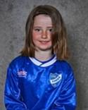 15-åriga Tilda Jokioja svaraste för matchens grannaste mål.