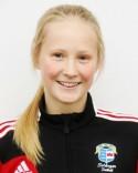 Utespelaren Nellie Häggberg klev inmellan stolparna ochsåg till att Selånger 2 tog poäng mot Timr.