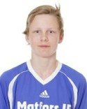 Oskar Nilsson-Böös var den ende som gjorde fler än ett mål.
