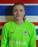 Trots fem insläppta gjorde Stödes målvakt Ida Sperring en strong insat och kan inte lsatas för målen.