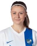 Erica Persson sköt derbyts enda mål.