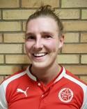 """Två mål från """"Jonte"""" Åhlin gav Svartvik tre poäng."""