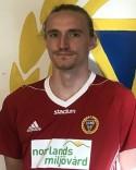 Magnus Wilsson gjorde Alnös 3-0-mål.