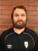Hade ingen bild på Anton Stadling så jag tog en på Fredrik Allgren, mittbacken som gjorde sin bästa match på fem år.