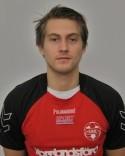"""Henrik Pedersen alias """"Hank the Tank"""" satte fem av Indals nio mål mot Wiskan."""