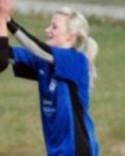Sanne Pettersson leder skytteligan före en bunt lagkamrater.