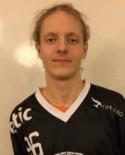 Konrad Ålund-Smedlund är utlånad från Söråker och idag prickade han in ett tvättäkta hattrick på en drygt kvart för Ljustorp.