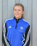 Liv Lundström Lundin krönte en bra insats med ett mål.