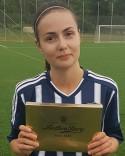 Lina Candell svarade för fyra av Kovlands mål.