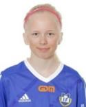 Blott 14-åriga Lina Lundgren sköt segern till Matfors.