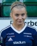 Clara Carlsson satte tunga 2-0 och 3-0.