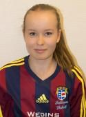 Tova Olssons straffmål i den 83:e minuten räckte till tre poäng för IFK Timrå 2 i derbyt.