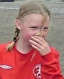 Söråkers Emma Lagerqvist var en av helgens målskyttar.