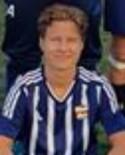 En suddig Casper Engstrand satte segermålet på volley.